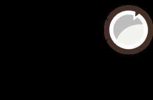 kokosnoot coconuts webdesign logo